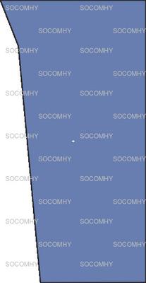 glace basse avant droite pour massey ferguson s rie 300 362. Black Bedroom Furniture Sets. Home Design Ideas