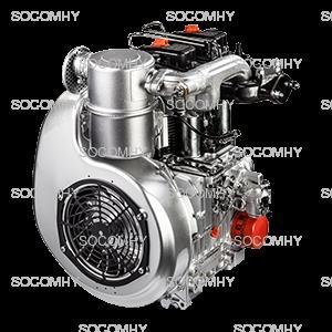 moteur diesel de marque lombardini 12ld puissance 22 cv. Black Bedroom Furniture Sets. Home Design Ideas