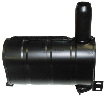 pot d 39 chappement silencieux pour john deere s rie 40 1640 r f rence al31492. Black Bedroom Furniture Sets. Home Design Ideas