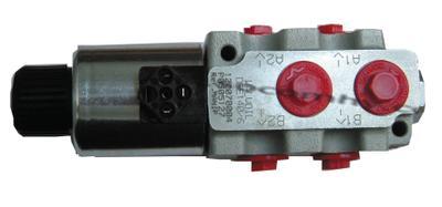 Selecteur de circuit hydraulique 6 voies