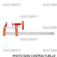 serre joint pompe quofi capa sailie 200 80 section rail 30 8. Black Bedroom Furniture Sets. Home Design Ideas